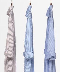 chemise coton lin