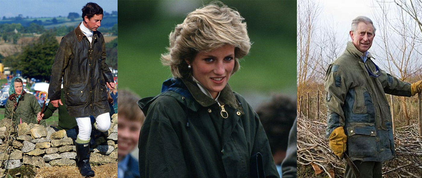 lady di barbour prince charles