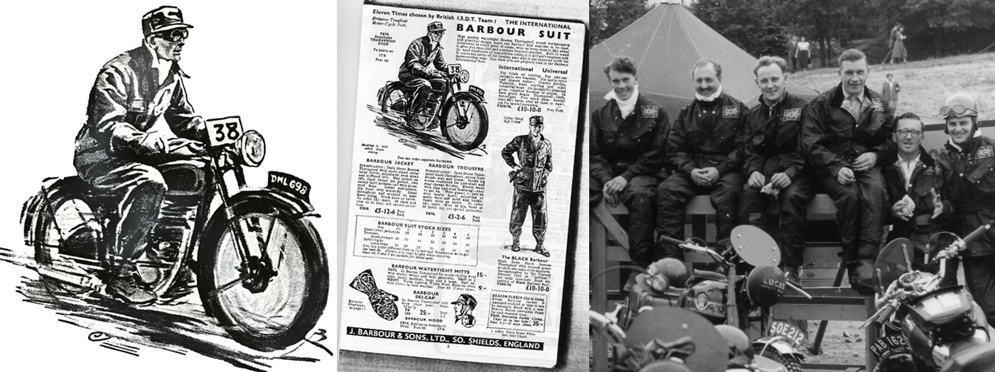 barbour international archives