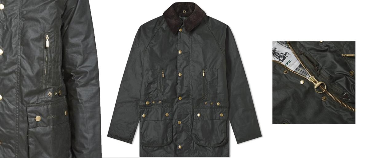 barbour veste beaufort 125