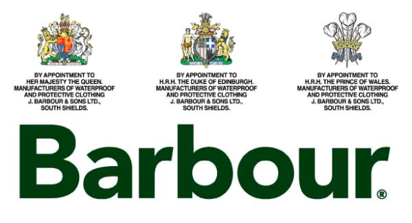 royal warrant barbour