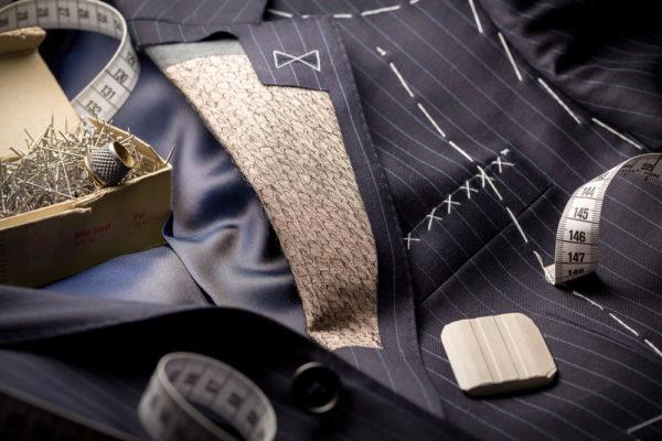 qualité tailleur costume sur mesure